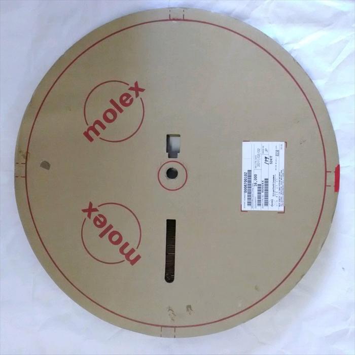 モレックス(MOLEX)圧着端子/ハーネス市場